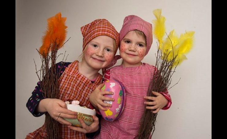 Wielkanoc w Magicznym Domku /wiosna/